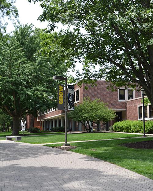 Hammond Campus shot