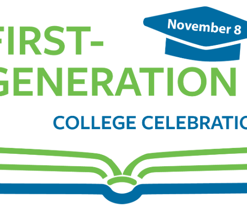 Image of first generation college logo.