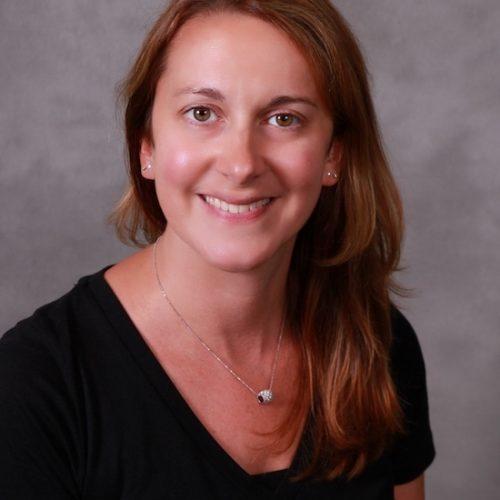 Jodi Allen is pictured.