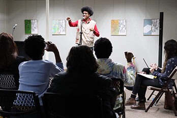 PNW's Black History Month Poetry Slam