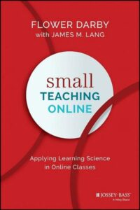 Small Teaching Online book cover