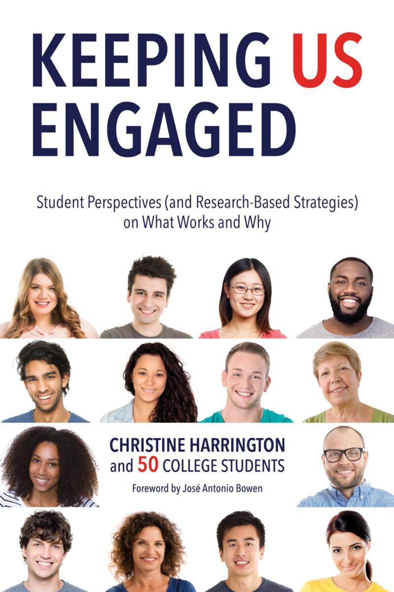 Keeping Us Engaged book cover