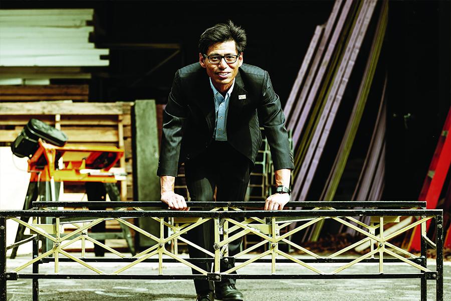 Chien-Chung Chen, Ph.D., P.E. Associate Professor of Civil Engineering