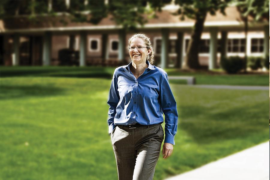 Grethe Hystad, Ph.D. Assistant Professor of Statistics