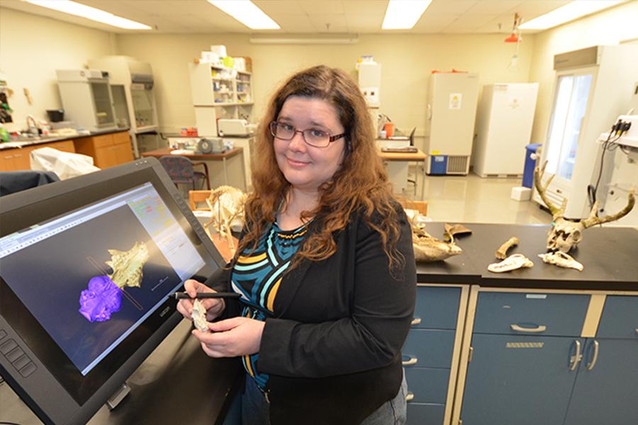 Michelle Spaulding, Ph.D. Assistant Professor of Biology