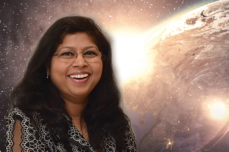 Neeti Parashar, Ph.D. Professor of Physics