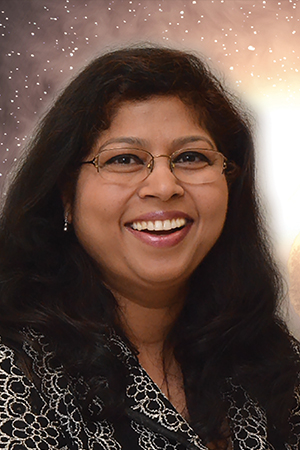 Dr. Neeti Parashar, Professor of Physics
