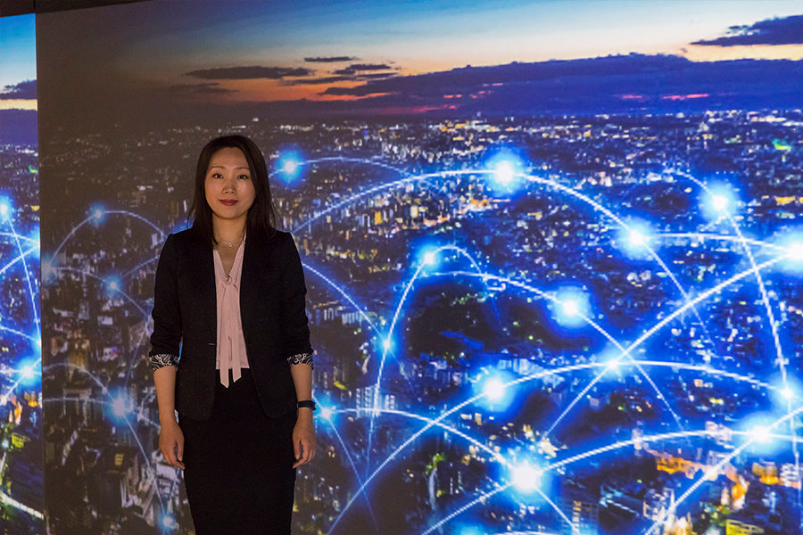 Shuhui Grace Yang, Ph.D. Associate Professor of Computer Science