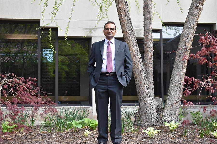 Vijay Devabhaktuni, Ph.D., P.E. College of Engineering and Sciences