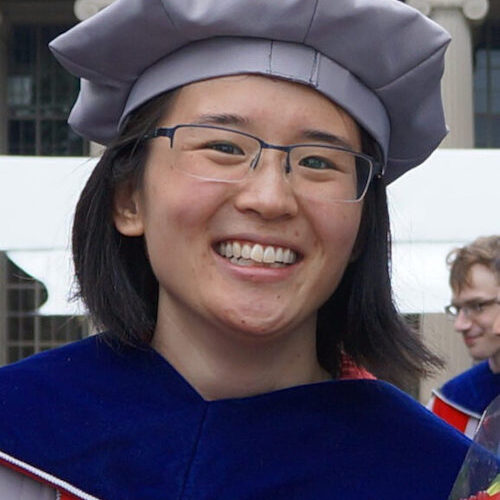 Image of Rachel Mok.
