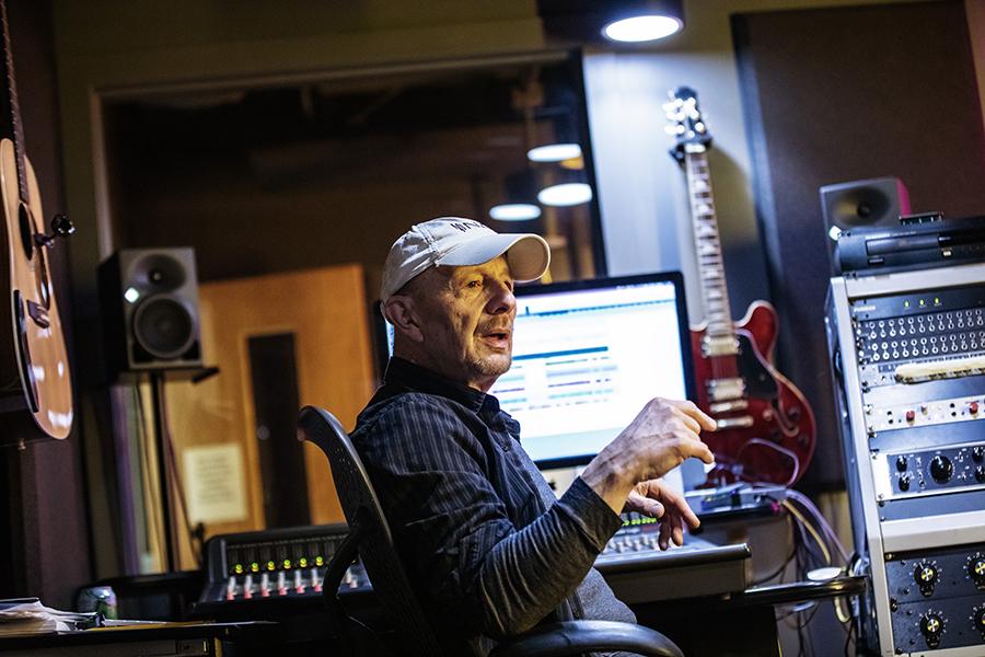 Ken Bronowski - Music Editing