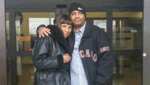 Image of Willie T. Donald and his mother.