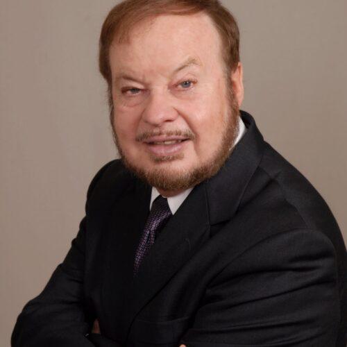 Image of professor George Edwards.