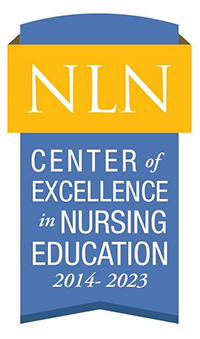 NLN - Center of Excellence in Nursing Education 2014 - 2023