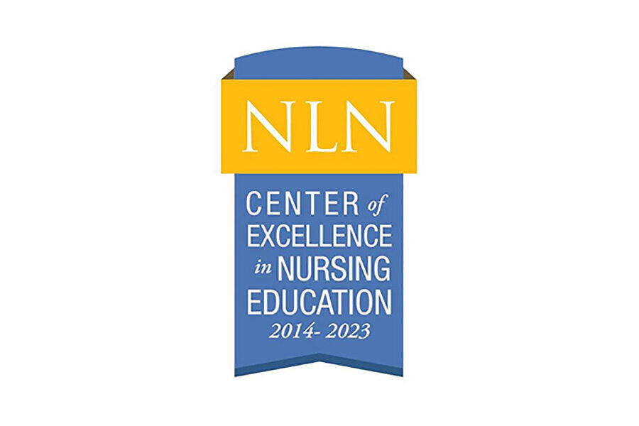 NLN Center of Excellence in Nursing Education 2014-2023