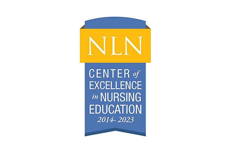NLN Center of Excellence in Nursing Education 2014-2023