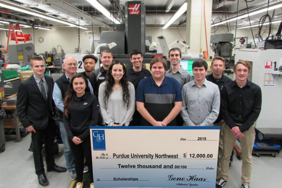 Haas Scholarship PNW Recipients 2019