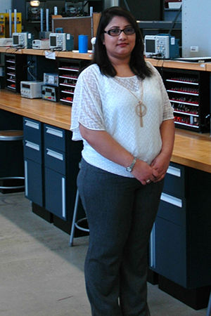 Kimberly Spoa-Harty: Engineering