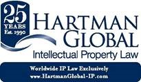 Logo of Hartman Global IP Law for supported clients