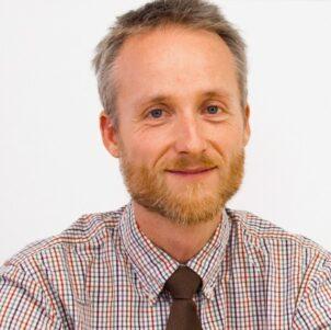 Image of Dr. Patrick Keegan.