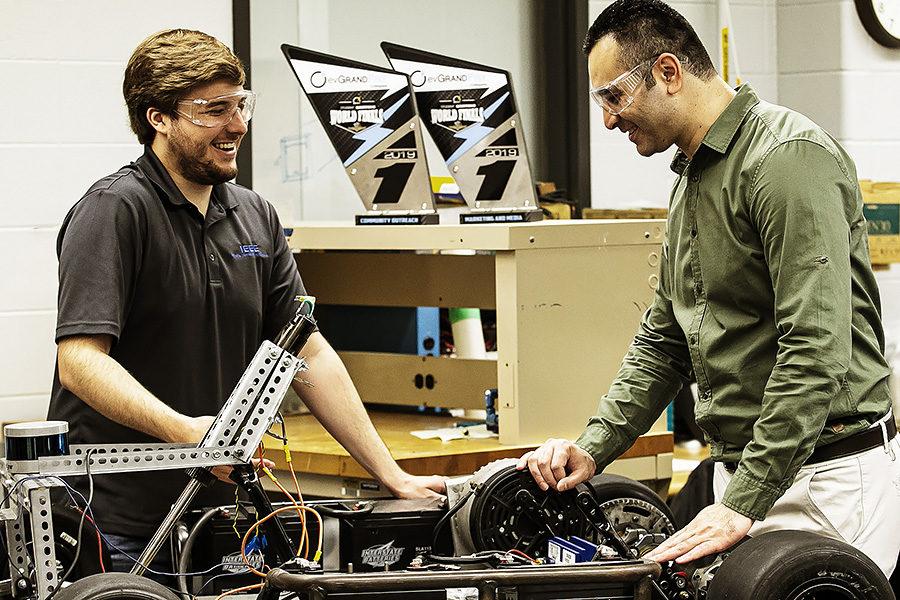 Electrical Engineering, BSEE
