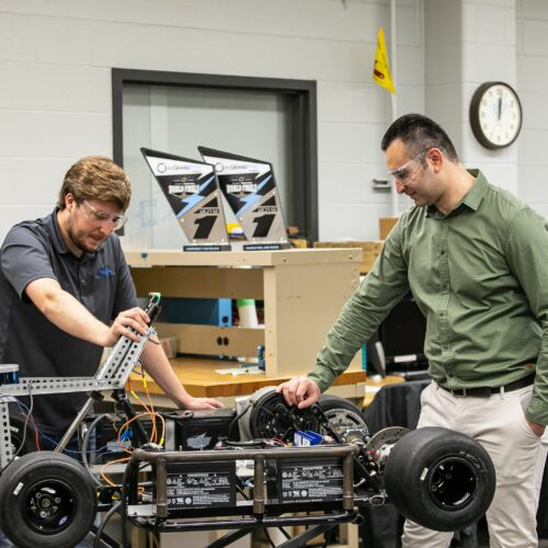 Purdue Northwest engineering students receive scholarships from bp America, Inc.