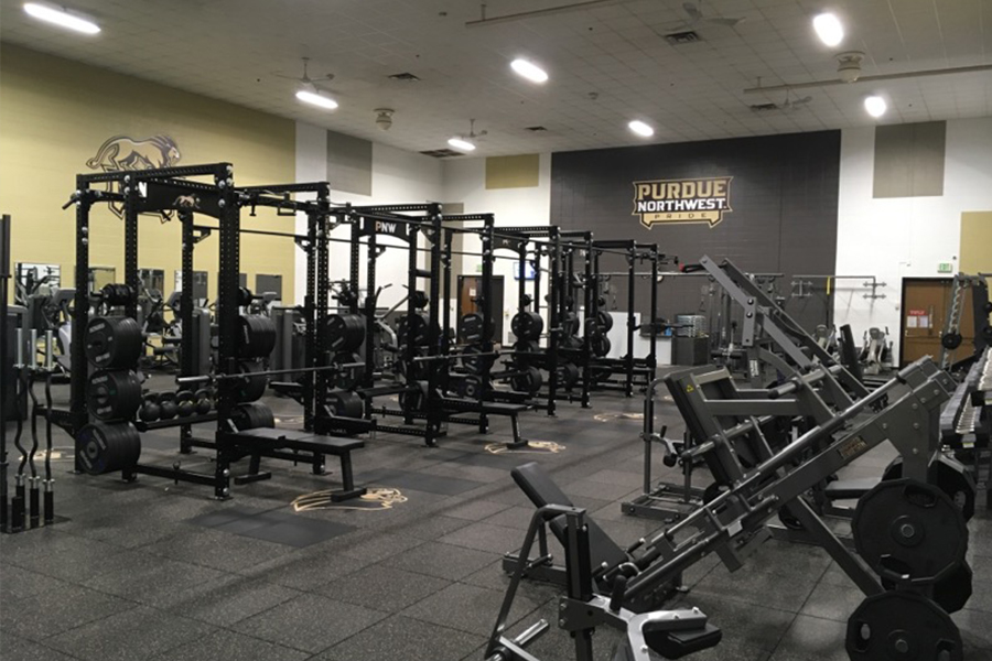 Hammond Fitness Center