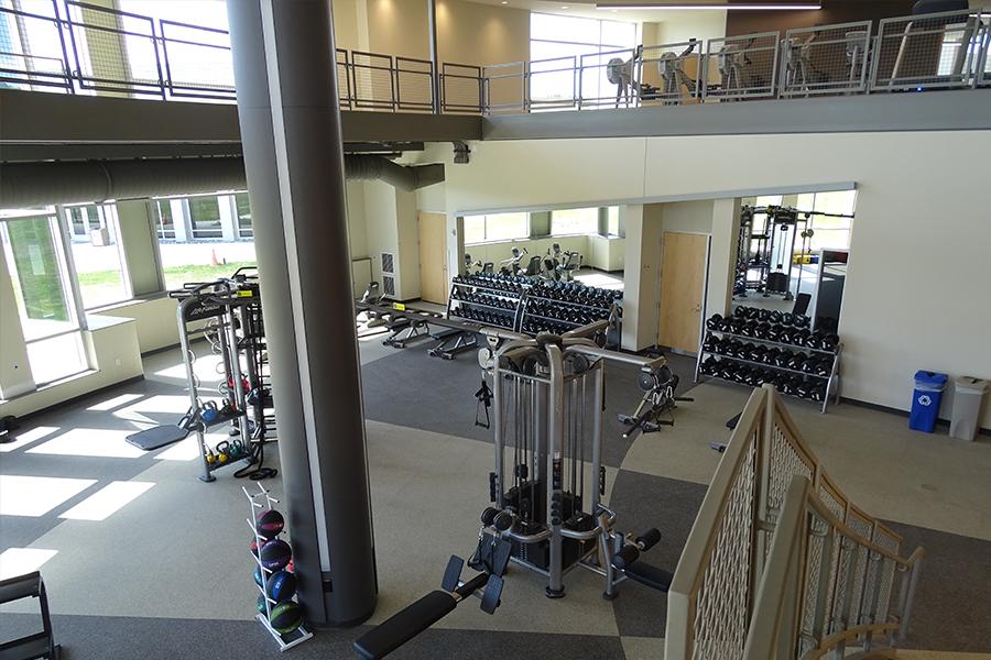 Westville Fitness Center