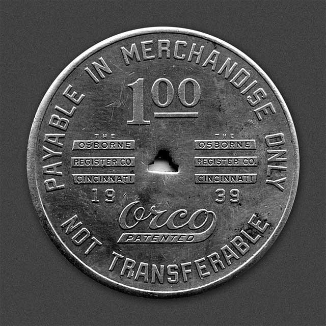 Coal company logo.