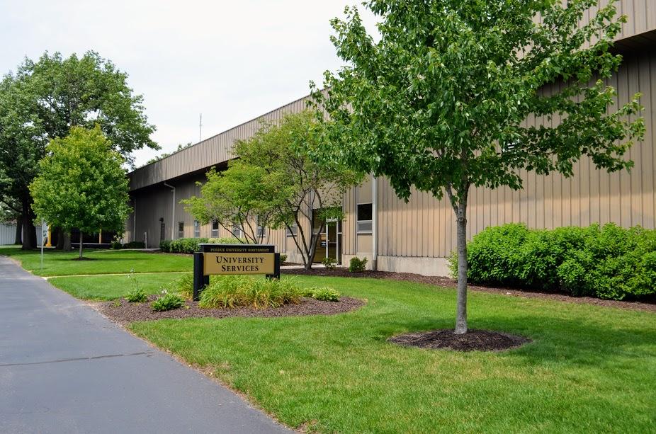 University Services Building