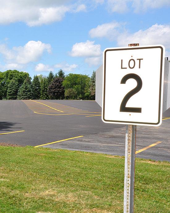 Parking Lot 2 in Westville