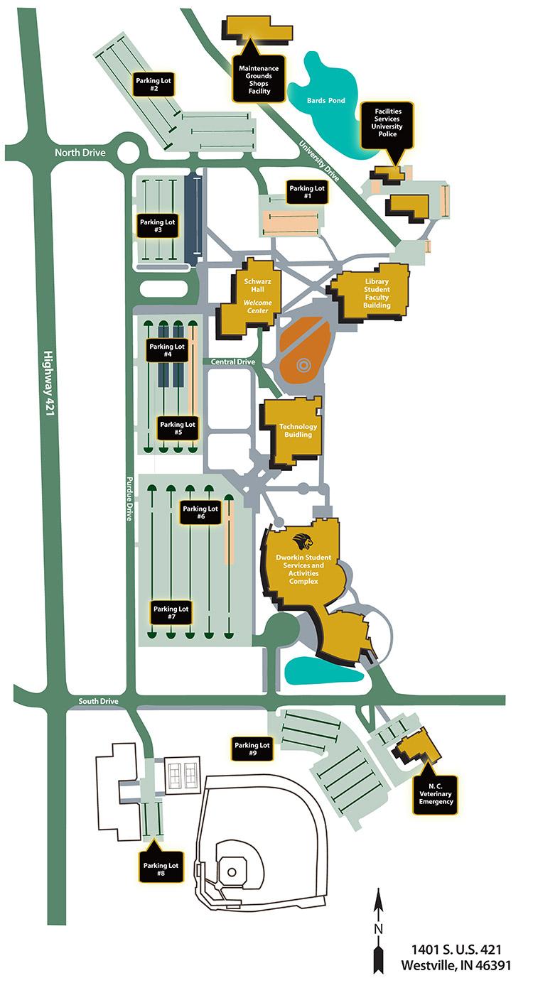 Westville Campus Map (PDF)