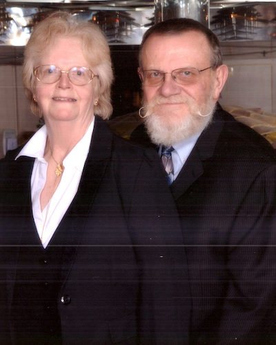 Donald and Ruth Reichart are pictured.