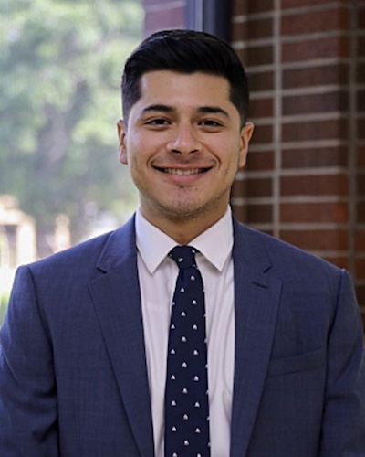 Samuel Ruiz is pictured.