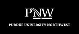 Vertical stack of PNW logo in white