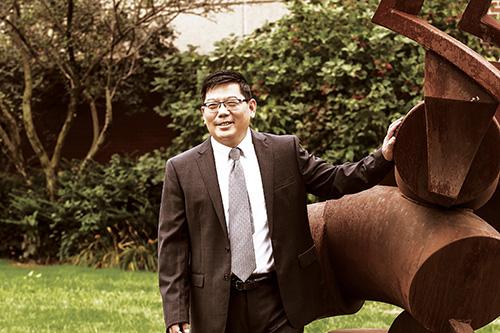 Professor Shenyong Zhang
