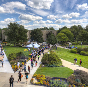 """Purdue Northwest scholars and community experts to discuss """"the post-COVID world"""""""