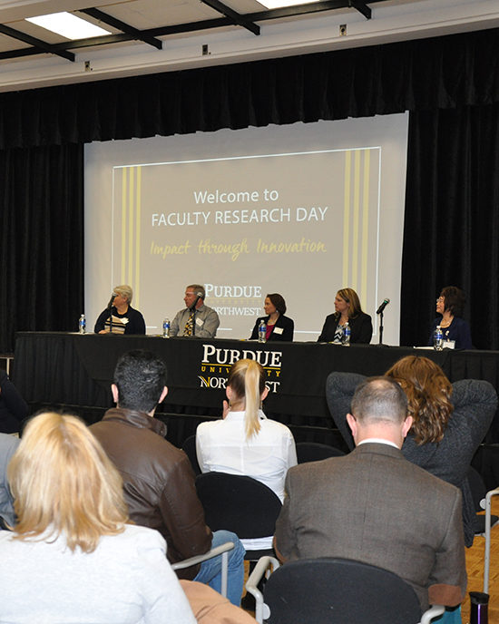 Faculty Research Day Panel