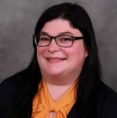 Bridget Marczewski is pictured.