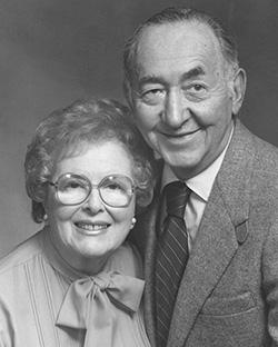 Sylvia and Dr. Milton Bankoff