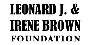 Logo: Leonard J. and Irene Brown Foundation