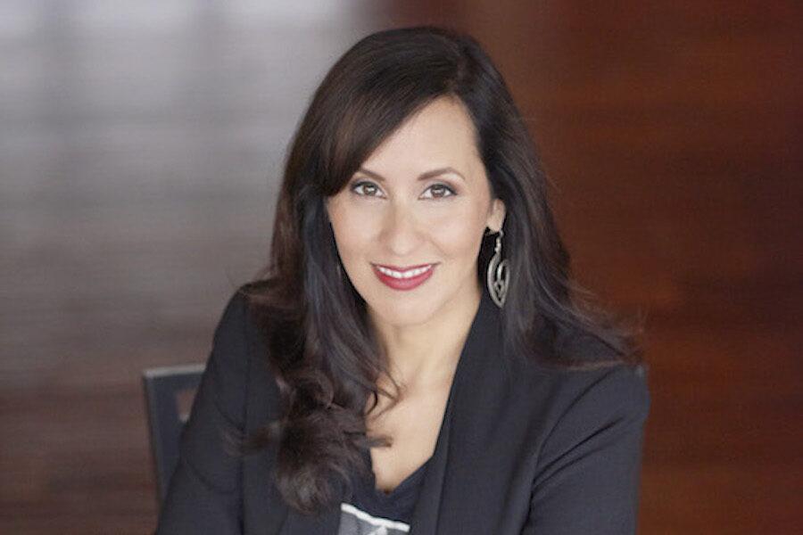 Angela Cervantes is pictured.
