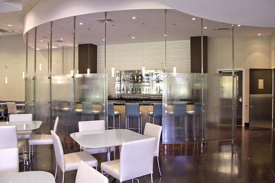 HTM Dining Room is pictured.