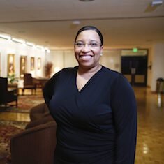 Image of professor Karen Morris.
