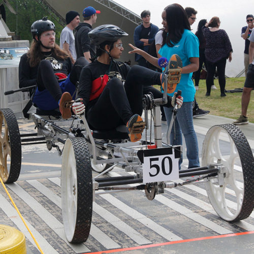 PNW Rover #1: Harini Ilamurugu and Aaron Kruse