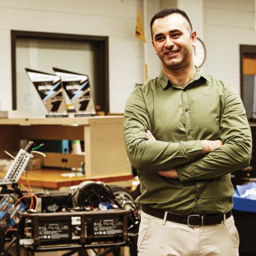 Khair Al Shamaileh, Ph.D.