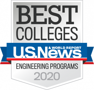 Best Colleges U.S. News and World Report, Engineering Programs 2020