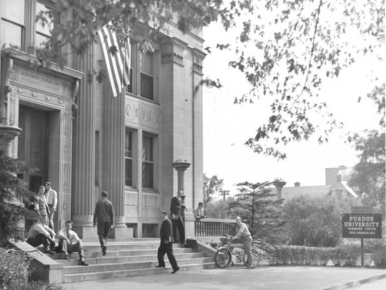 Hammond Technical Institute, 1946