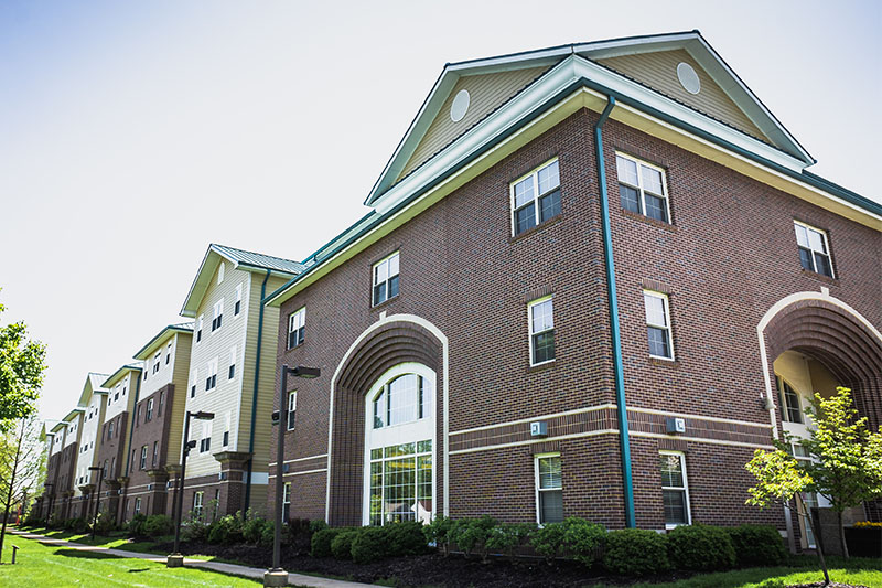 Residential Housing Peregrine Hall