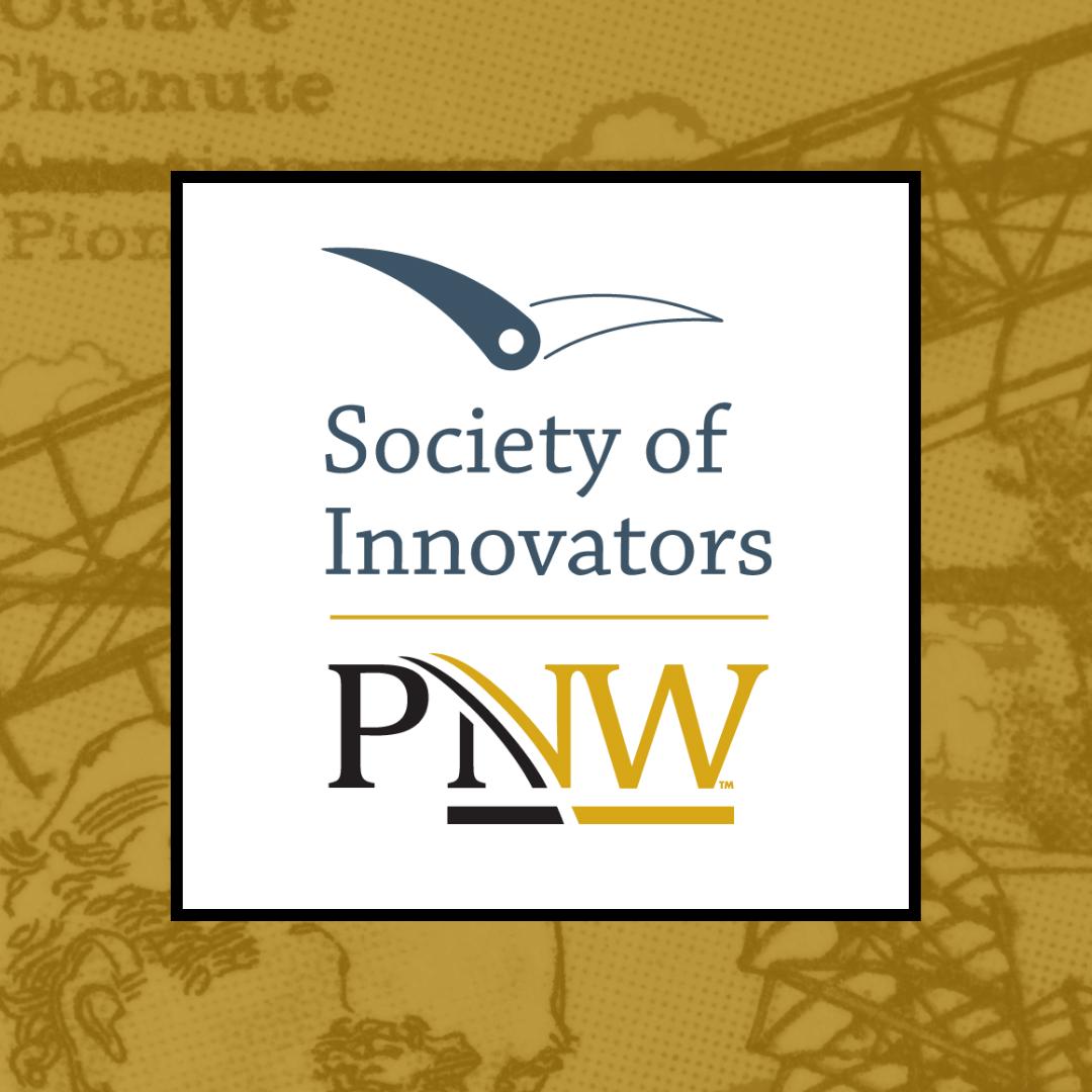 Logo for the Society of Innovators at Purdue University Northwest